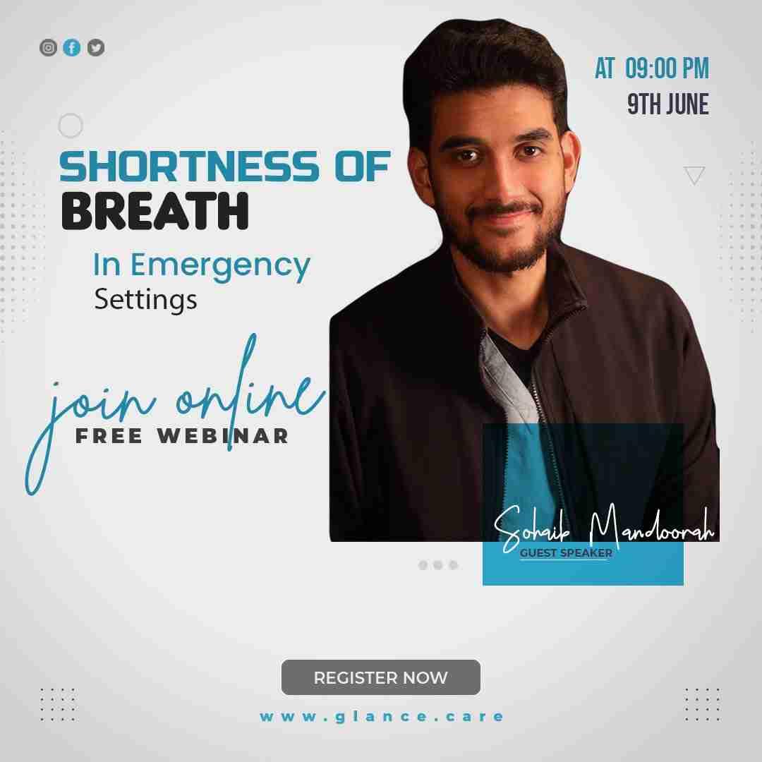Shortness of Breath | Free Webinar